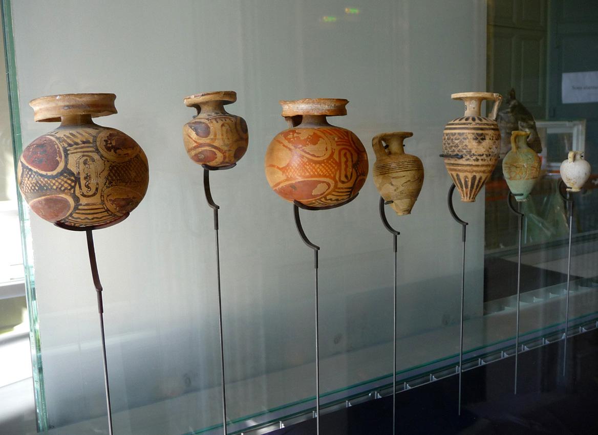 soclage collection musée de la parfumerie à Grasse